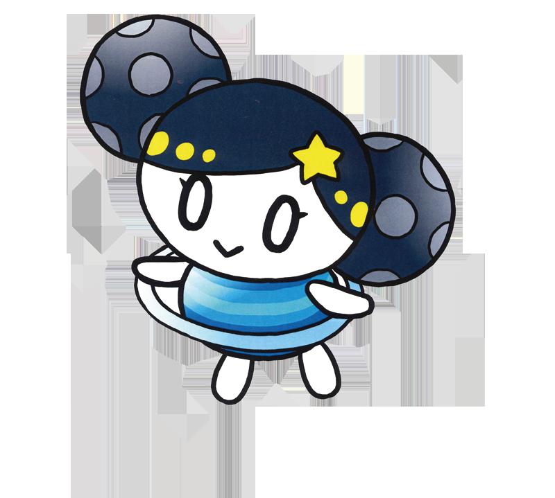 半田空の科学館    『オリジナルキャラクターデザイン』のイメージ